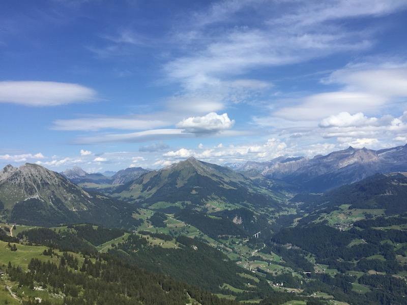 Reisebericht Schweiz-Portugal August 2018